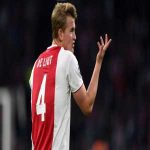 """[Oriol Domenech - CatRadio] De Ligt 95% to Juventus. """"He's almost decided that next season he'll play at Juve"""". """"In the contract there will be an exit clause in which he could leave by paying a determined amount of money"""""""