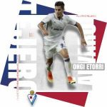 Official : SD Eibar sign Alvaro Tejero who was at loan in Albacete from Real Madrid.