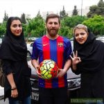 Reza Parastesh, an Iranian look-alike of Lionel Messi has been sued by 23 women for allegedly taking advantage of his resemblance to the Barcelona star to sleep with them.   😬😬😬
