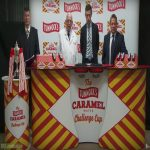 Scottish Challenge Cup, formerly known as Irn-Bru Cup, rebranded as Tunnocks Caramel Wafer Challenge Cup