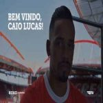 Benfica formally announces Caio Lucas