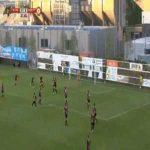Niedercorn 1-0 Cardiff Metropolitan - Mayron de Almeida 62'