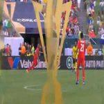 Jamaica 1-0 Panama - Darren Mattocks penalty 74'