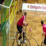 Cycle ball is the weirdest sport you've probably never heard of..