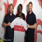 VfB Stuttgart confirm the signing of Tanguy Coulibaly from PSG