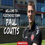 Paul Coutts signs for Fleetwood Town from Sheffield United