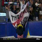 LA Galaxy [1] : 0 Toronto FC - Ibrahimovic goal