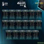 Liga NOS 19/20 Fixtures