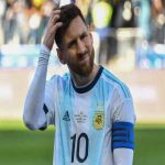 "Messi: ""We were disrespected throughout the Copa America⁠. They did not let us reach the final. It was not red for either of the two. It was a yellow"""