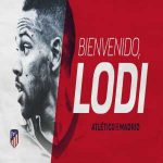 Renan Lodi officially signs with Atletico de Madrid on a 6 year contract