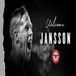 Brentford sign Pontus Jansson from Leeds United
