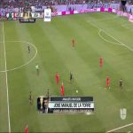 Jozy Altidore miss vs. Mexico