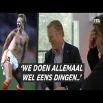 "Ronald Koeman on wiping his ass with a German NT shirt after winning the 1988 semi final:""We all do well.. foolish acts as youngsters.. lets keep it at that"""