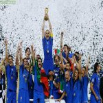 On this day, 13 years ago Italy won their 4th World Cup