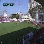St Josephs 0 - Rangers (4) : Alfredo Morelos 76'