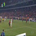Athletico Paranaense 1-[1] Flamengo - Gabriel Barbosa 65'