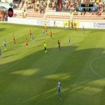 Davide Mariani (Levski Sofia) goal vs. Ruzomberok 0-[1] (good goal)