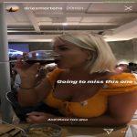 Dries Mertens' latest Instagram story