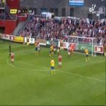 St. Patricks 0-2 Norrkoping - Kasper Larsen 85'
