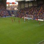 Tranmere 0-6 Liverpool - Paul Glatzel 67'