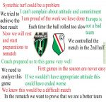 Who said what? Try to guess which ones of these statements are from Legia players and coach and which one are from the Europa FC coach and players, after that Gibraltarian team drew with UCL 16/17 participant 0-0 in the 1st qualifying round of UEL.