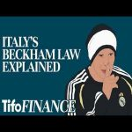 [Tifo Football] Italy's Tax 'Beckham Law' Explained