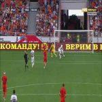 Ural [3] - 1 Ufa - Yurii Bavin 81'