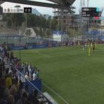 Villarreal 1-0 West Brom - Gerard Moreno 8'