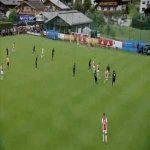 Ajax 1-0 Basaksehir - Kasper Dolberg 28'