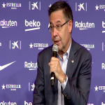 "Bartomeu (Barca President) on the Atletico's statement: ""I have spoken with them ... I understand that they defend their interests but I do not see that it has any positive evolution for them""."