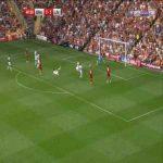 Bradford City 0-3 Liverpool - Rhian Brewster 41'