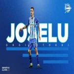 Alaves confirm the signing of Joselu from Newcastle