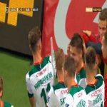 Lokomotiv Moscow 1-0 Rubin Kazan - Aleksey Miranchuk free-kick 66'