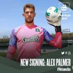 Plymouth Argyle FC sign West Brom goalkeeper Alex Palmer on a season-long loan.
