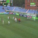 Portugal U19 [1]-1 Spain U19 - Fabio Vieira free-kick 49'