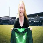 (Womens Football) Former Chelsea goalkeeper and current Sweden goalkeeper Hedvig Lindahl joins Wolfsburg