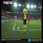 Arsenal 2-1 Bayern Munich: Eddie Nketiah goal