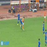 Gabriel Paletta (Jiangsu Suning) red card vs Wuhan Zall