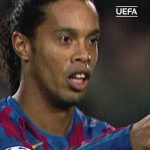 On this day in 2003, Barcelona signed Ronaldinho.