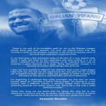 Salomon Rondon's Farewell Letter