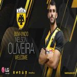 AEK Athens signs Nélson Oliveira from Norwich City