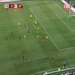 Liverpool [1]-1 Borussia Dortmund - Harry Wilson 35'