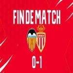 Victory of Monaco (17th in L1) against Valencia (qualified for the UCL)