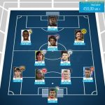 XI of most valuable teenagers in world football by @Transfermarkt