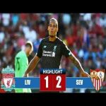 Liverpool vs Sevilla Highlights