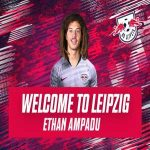 Official: Ethan Ampadu joins RB Leipzig on loan from Chelsea