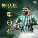 OFFICIAL: Real Betis sign Nabil Fekir from Lyon