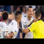 Zlatan Ibrahimovic needs to be suspended for 'premeditated' elbow vs. LAFC - Shaka Hislop | MLS