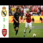 2 RЕD CАRDS! Rеаl vs Arsеnаl 2-2 (3-2)Pеns Highlights + All Goals - Bale surprise appearance