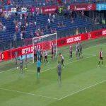 Feyenoord 1 - [1] Angers 45+3' - Berghuis OG